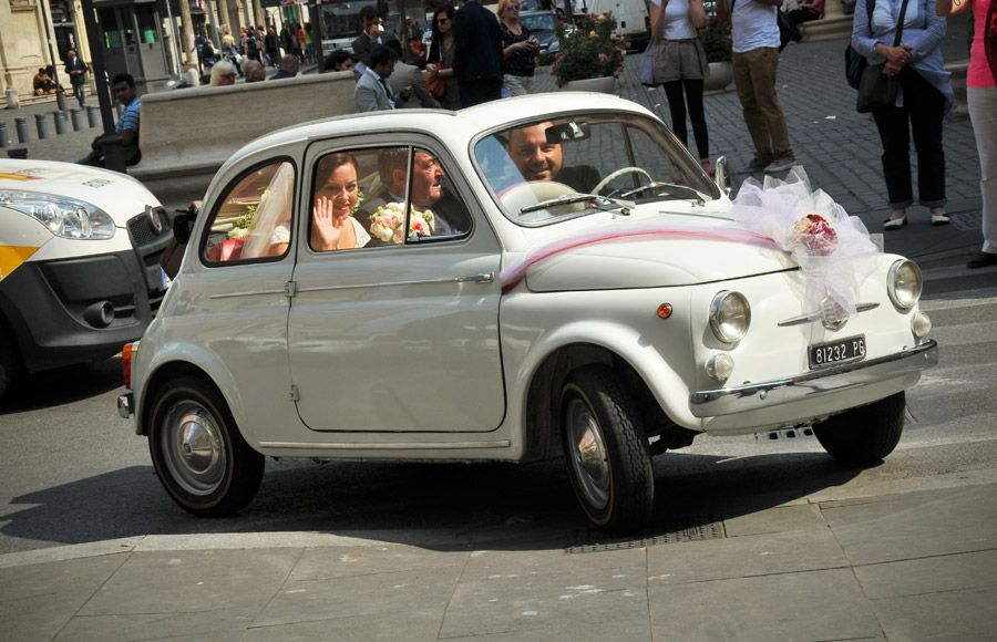 Car Hire In Italy Rome
